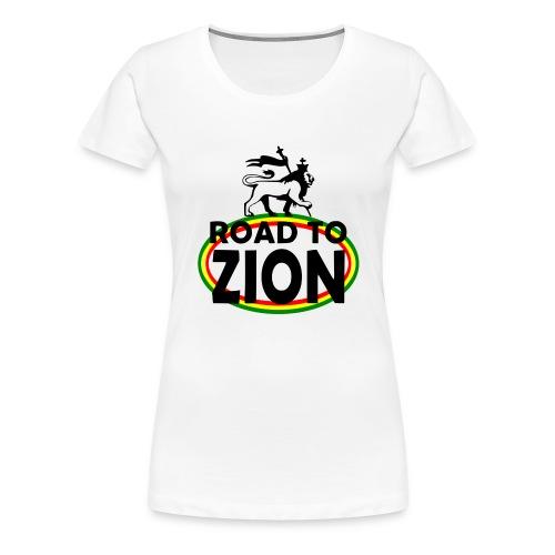 road_to_zion - T-shirt Premium Femme