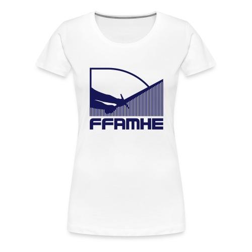 ffamhe 32c vintage - T-shirt Premium Femme