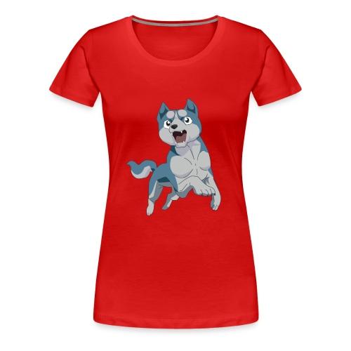 ginga weed - Women's Premium T-Shirt