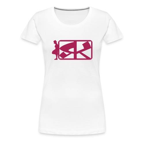 RK classic - T-shirt Premium Femme