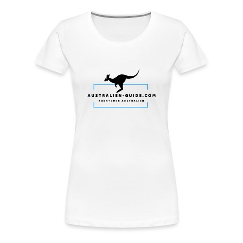 australien-guide - Frauen Premium T-Shirt