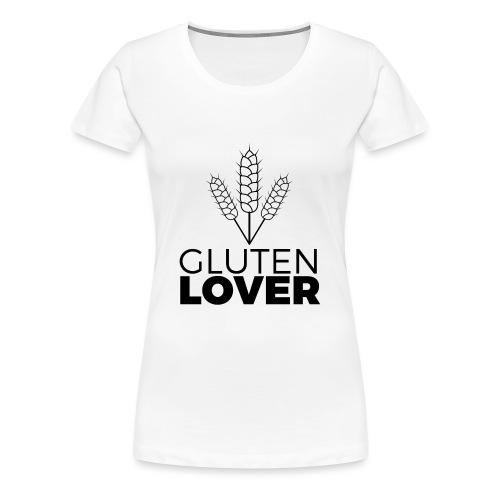 Gluten Lover - Women's Premium T-Shirt