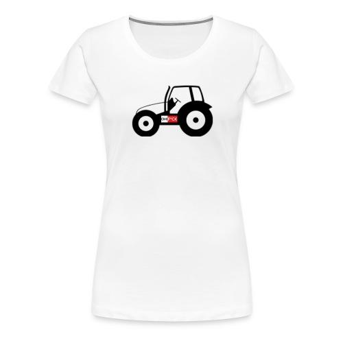OhFuck_bauern_3120x2560_s - Frauen Premium T-Shirt