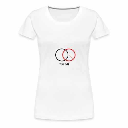 Venn Ever - Women's Premium T-Shirt