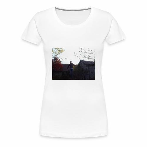 Frink Yannick Jumping - T-shirt Premium Femme