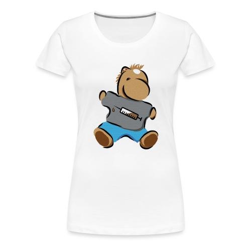 Breitmarra - Frauen Premium T-Shirt