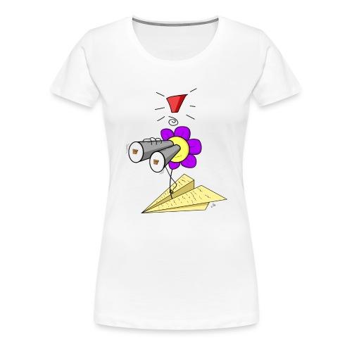 En busca de un hogar - Camiseta premium mujer
