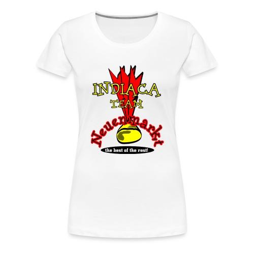 Indiaca Team - Frauen Premium T-Shirt