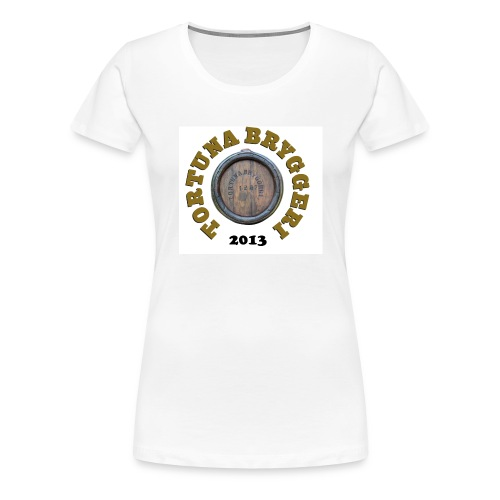 TortunaBryggeri2013-jpg - Premium-T-shirt dam