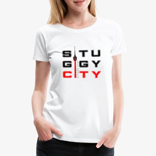 SC fertig 1 - Frauen Premium T-Shirt