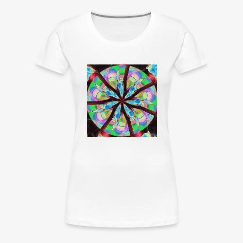 Sati Arco Iris11 - Camiseta premium mujer