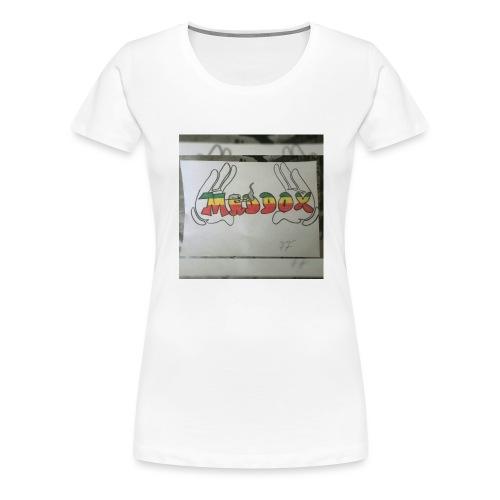 Maddox - Frauen Premium T-Shirt