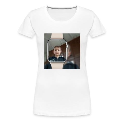 😥😥😥😥 - Women's Premium T-Shirt