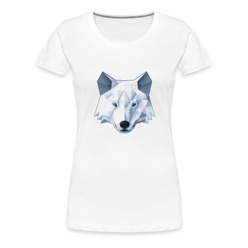 Jaulustus Wolf - Frauen Premium T-Shirt