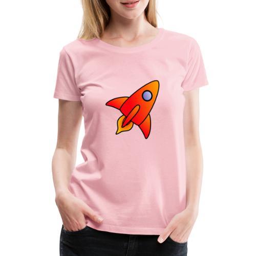 Red Rocket - Women's Premium T-Shirt