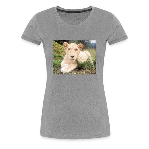 10536 2Cmoomba groot - Women's Premium T-Shirt