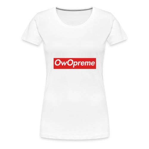 OwOpreme Design - Frauen Premium T-Shirt