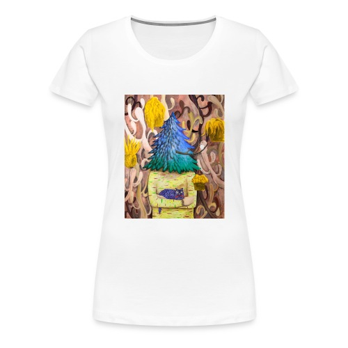 by Yuchi Hirako - Dame premium T-shirt