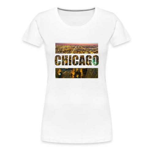 Chicago - Frauen Premium T-Shirt