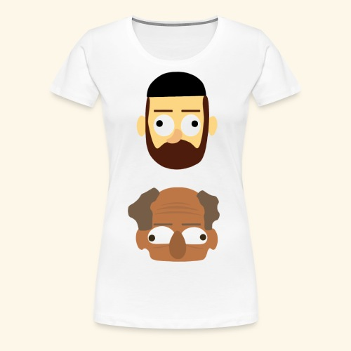 Makkers - Vrouwen Premium T-shirt