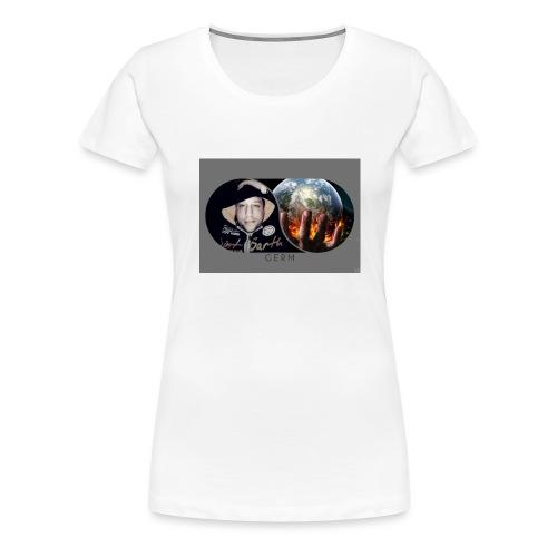 GERM - T-shirt Premium Femme