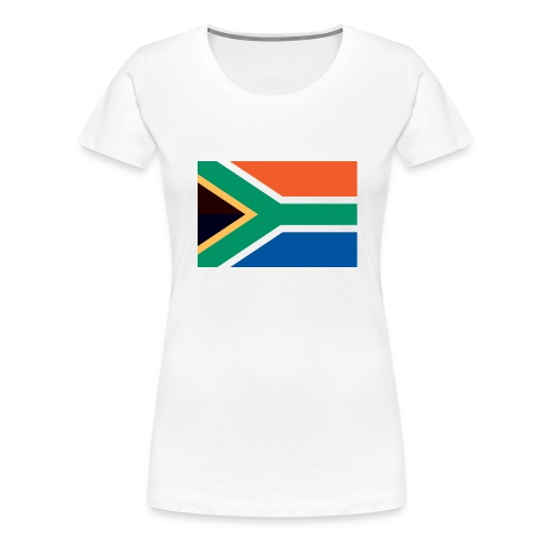 South Africa - Vrouwen Premium T-shirt