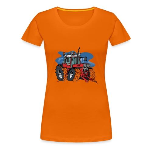 0871 IH trekker - Vrouwen Premium T-shirt