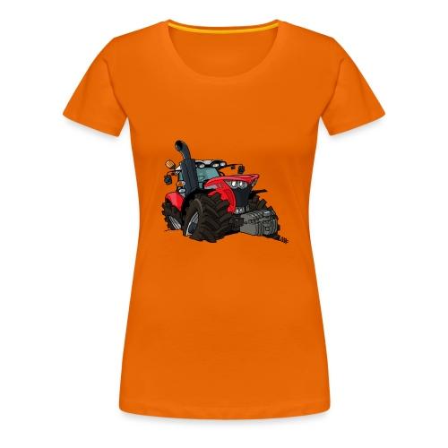 0918 MF - Vrouwen Premium T-shirt