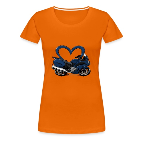 love FJR - Vrouwen Premium T-shirt