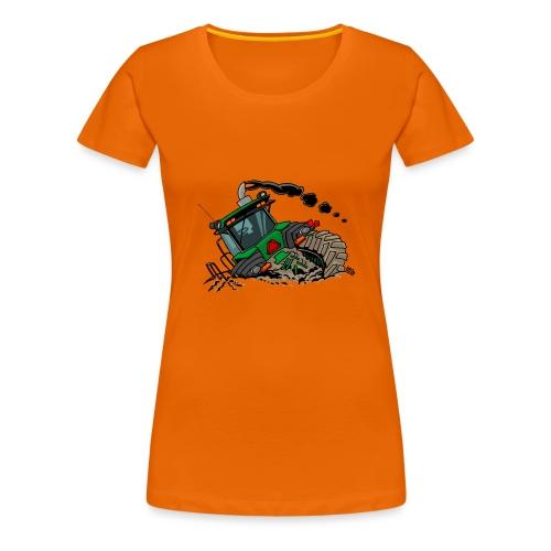 0921 JD stuck - Vrouwen Premium T-shirt