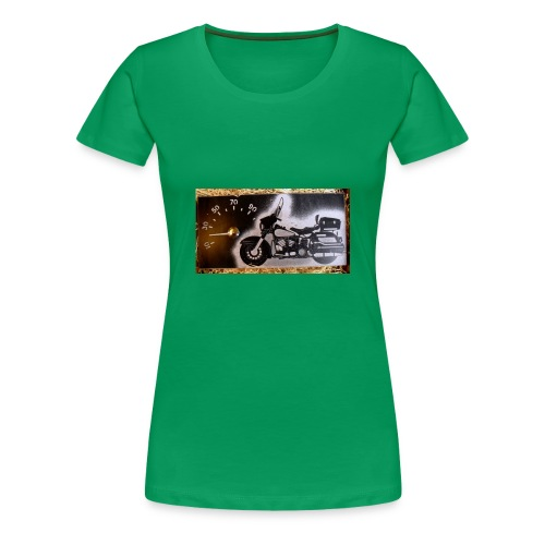 MP-kuva - Naisten premium t-paita