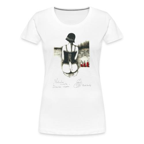Nalewka Elżbieta Radzikowska - Koszulka damska Premium