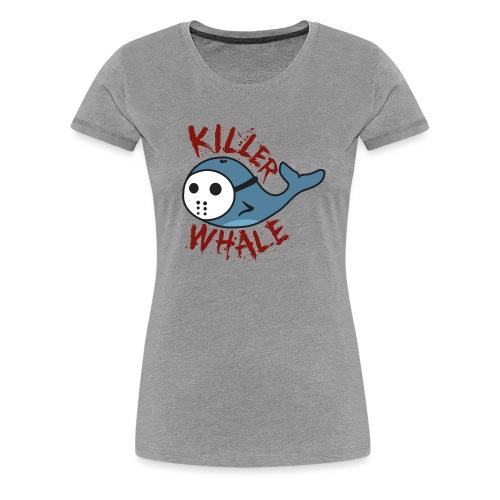 Killer Whale - Frauen Premium T-Shirt