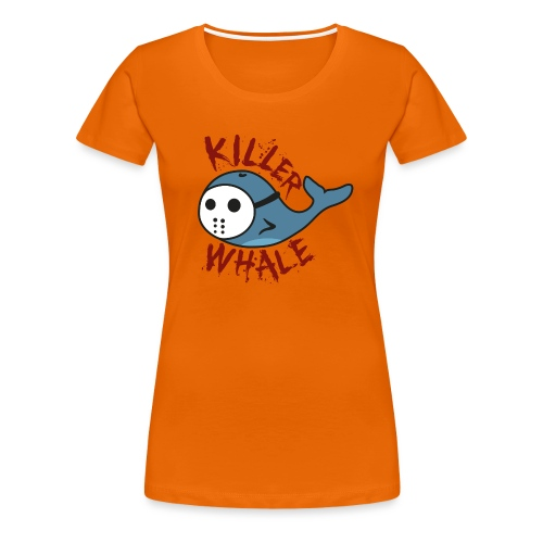 Killer Whale - Frauen Premium T-Shirt