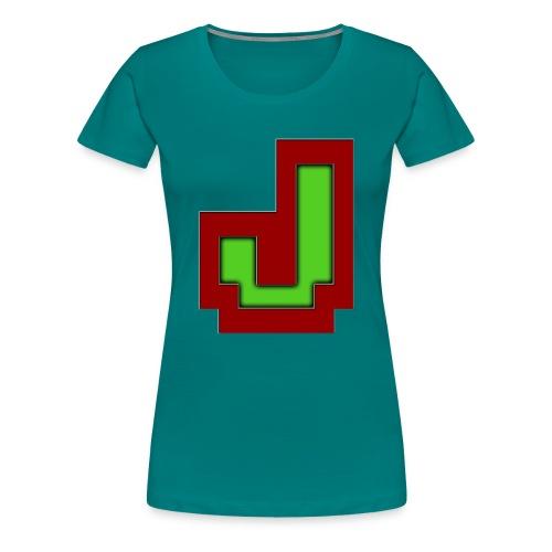 Stilrent_J - Dame premium T-shirt