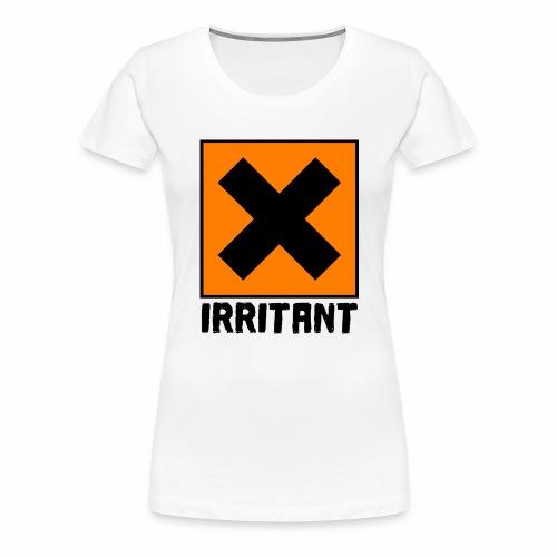 IRRITANT - Maglietta Premium da donna