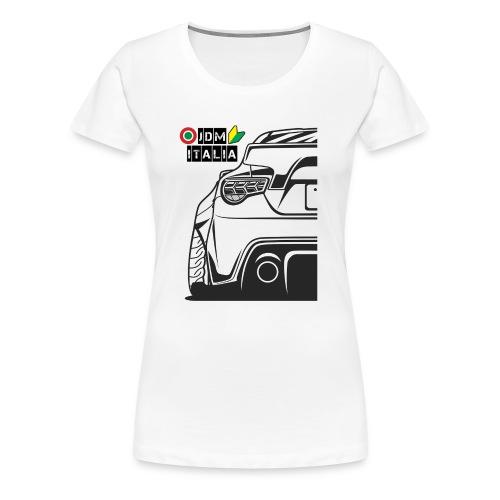 GT86 - Maglietta Premium da donna
