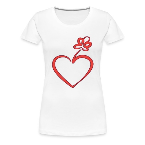 01WALENTY2021 6 - Koszulka damska Premium