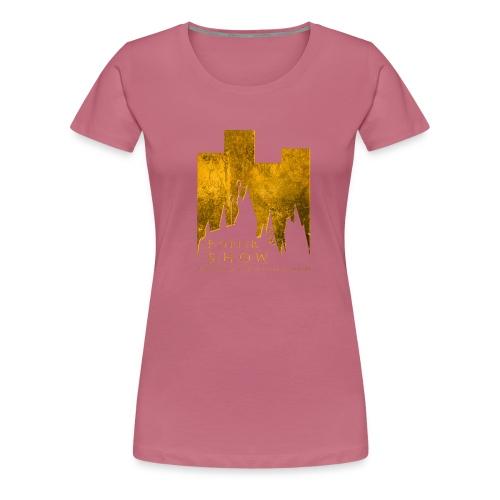 PotterShowLOGOBOUTIQUE png - T-shirt Premium Femme