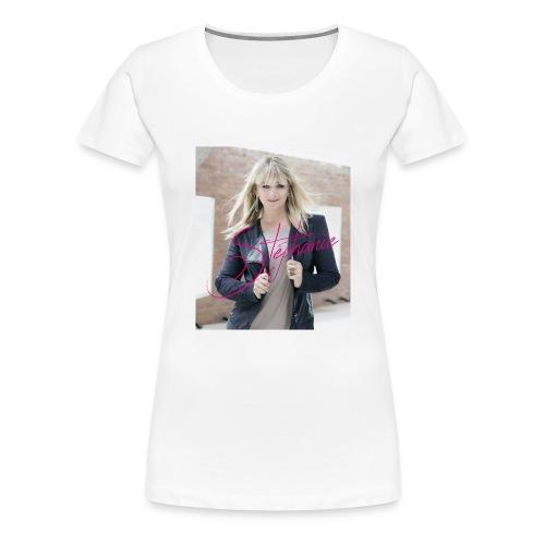 SZ Stephanie png - Frauen Premium T-Shirt