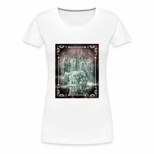 king yogi - Women's Premium T-Shirt