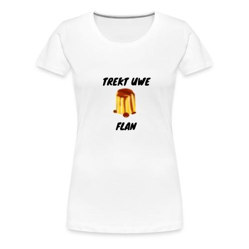 Trekken leeg - Vrouwen Premium T-shirt