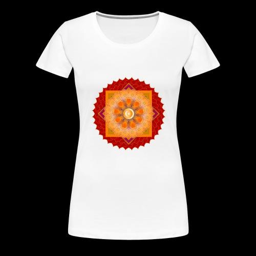 mandala 6 - Women's Premium T-Shirt