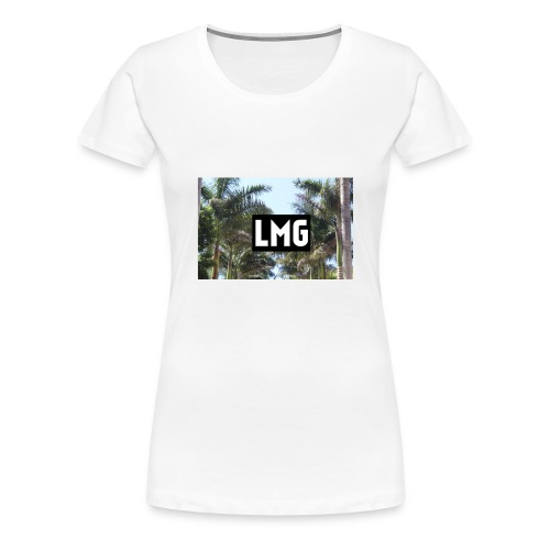 Tropical vibes - Women's Premium T-Shirt