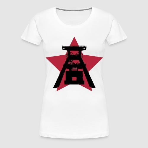 Ruhrpott Grafikdesign - Frauen Premium T-Shirt