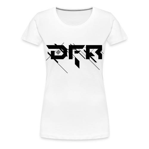 dfrline v1 - Women's Premium T-Shirt