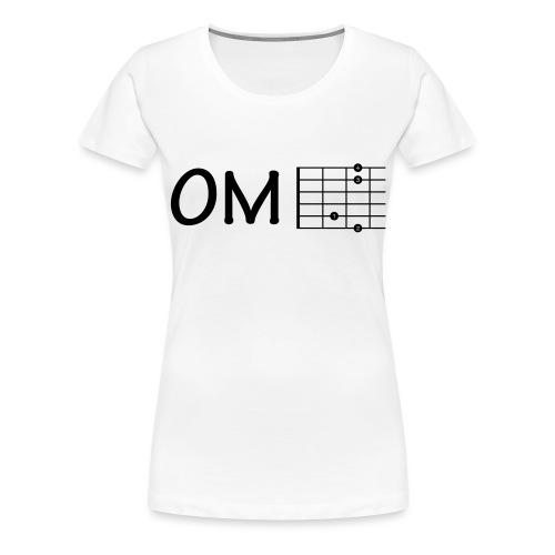 OMGmaj - Frauen Premium T-Shirt
