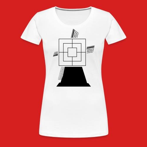 Mühle Meister - Frauen Premium T-Shirt