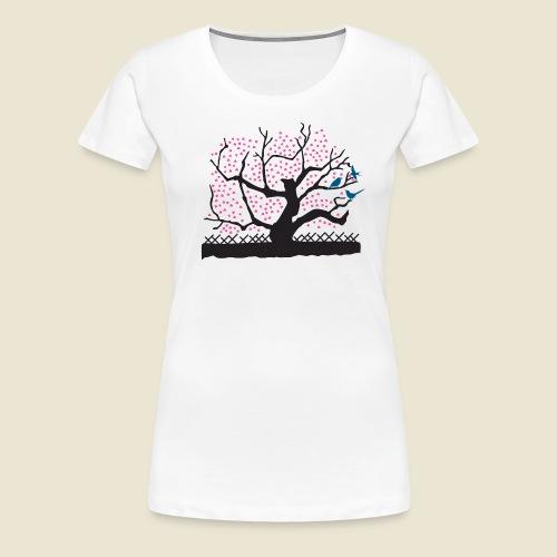 Frühling Melancholia - Frauen Premium T-Shirt