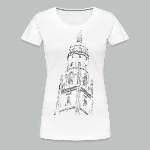 Nördlingen T-Shirt Daniel schwarz - Frauen Premium T-Shirt